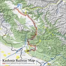 Map Of Golden Colorado by Jammu U2013baramulla Line Wikipedia
