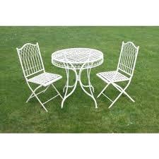 B Q Bistro Chairs Garden Bistro Set Image Of Bistro Set In Bronze With