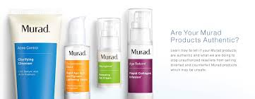 unauthorized resellers get authentic and original murad skin