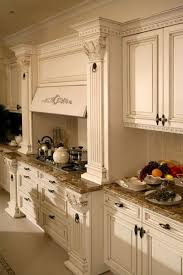 distressed and antiqued kitchen new how to antique kitchen