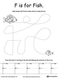 letter f worksheets for prek letter idea 2018