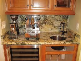 Kitchen Countertop Backsplash by Kitchen Granite Countertops With Backsplash Eiforces
