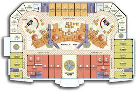 Shopping Centre Floor Plan by Remix Of
