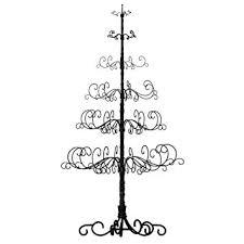 Black Christmas Tree Uk - black 6 levels 26