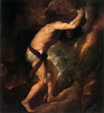 myth of sisyphus the myth for the punishment of sisyphus