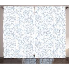 french country curtains wayfair
