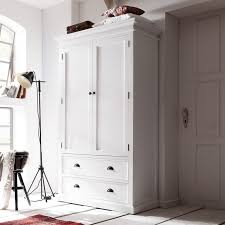 White Armoire Wardrobe Bedroom Furniture Riverside Coventry Armoire Dover White Hayneedle