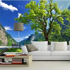 compare prices on nature scenic wallpaper online shopping buy low