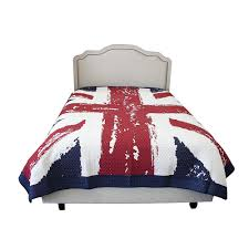 union jack coverlet u2013 down under bedding and mattresses