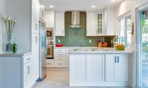 backsplash ideas for kitchen stainless steel fry pan white ceramic