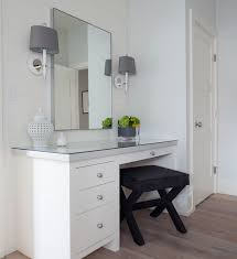 glass top vanity table exciting small glass vanity table pictures ideas house design