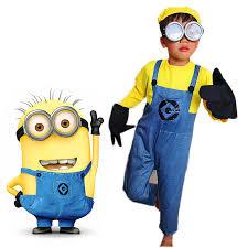 baby minion costume aliexpress buy children s minion costume boys anime