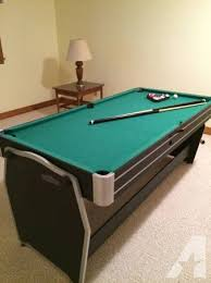 3 in 1 pool table air hockey pool table game classifieds buy sell pool table game across the