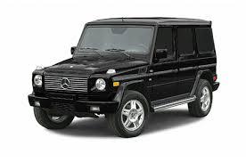 mercedes g class matte black 2003 mercedes benz g class new car test drive