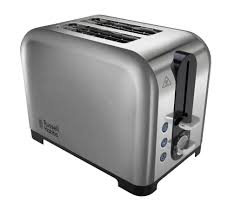 Two Slice Toaster Reviews Russell Hobbs Legacy 2 Slice Toaster 21290 Polished Stainless