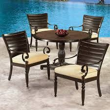 Plantation Cast Dining Patio Furniture By Cast Classics - Plantation patio furniture