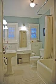 simple arts and crafts bathroom lighting interior decorating ideas