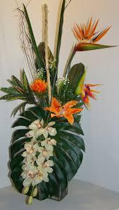 home decoration nice artificial floral arrangements for home