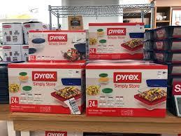 pyrex black friday deals pyrex 24 piece storage sets only 24 74 at kohl u0027s the krazy