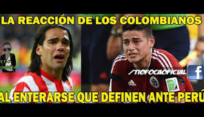 Memes De Peru Vs Colombia - facebook repechaje de per禳 es celebrado con estos memes foto 1
