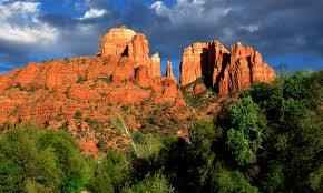 Arizona mountains images Sedona arizona mountains mountain ranges alltrips jpg