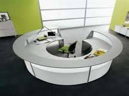 Rounded Reception Desk by 100 Ideas Circular Office Desk On Vouum Com