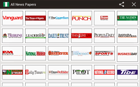 Blog Aggregators by 5 Nigerian News Aggregator You Should Have On Your Android Device