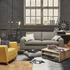 petit canap pour studio canape gris confort fixe pour petit studio alinea