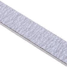 10 50pcs grey nail files sanding 100 180 curve round for nail art