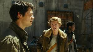 Maze Runner Maze Runner The Cure Review Out Of The Glade Into A City
