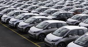 bmw i3 first bmw i3 electric vehicle in u s goes to professor in boston