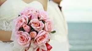 Wedding Flowers Roses Flower Hands Mood Wallpaper 2560x1600 22883