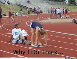 Track Memes - why i do track by leatherbut meme center