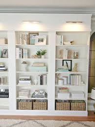 behind the scenes of my better homes and gardens shoot bookcases