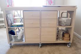 ikea craft table hack craft archives ikea hackers