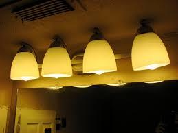 Yellow Light Fixture Decorative Shower Light Fixture All Home Decorations
