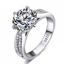 cz engagement ring 2 carat cz engagement ring morrison empire high end