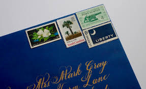 Moultrie Flag Lowcountry South Carolina Charleston Themed Vintage Stamp Set For