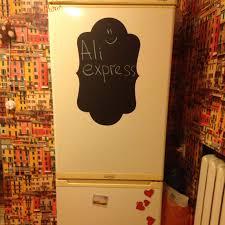 online get cheap chalkboard fridge decal aliexpress com alibaba
