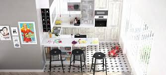 espace cuisine cuisine petit espace cuisine ouverte salon petit espace 0 toutes