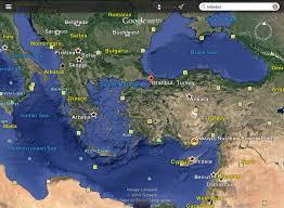 Istanbul Turkey Map Putin Erdogan Nuclear Caliphate In Turkey Endangers Cyprus