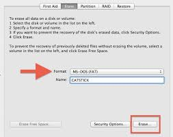 format hard drive exfat on mac how to format a drive for mac pc compatibility