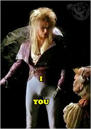 David Bowie Labyrinth Meme - the area welcomes you david bowie know your meme