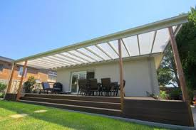 Flat Roof Pergola Plans by Pergola Clear Roof Outdoor Goods