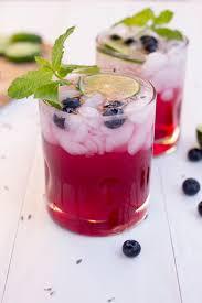 blueberry margarita lavender blueberry fizz freutcake