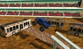 monster truck stunt show monster truck stunt rampage android apps on google play