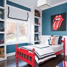 chambre homme couleur une déco qui rocke pour la chambre de garçon chambre