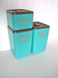 turquoise kitchen canisters 188 best blue canisters images on canister sets