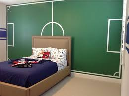 Football Room Decor Bedrooms For Boys Soccer For Modern Concept Soccer Room Decor For