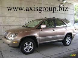 bronze lexus 1999 desert bronze metallic lexus rx 300 awd 11353249 gtcarlot